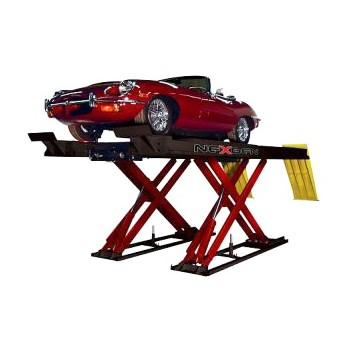 "12,000 lb. (5.5t)  Capacity Precision Wheel Alignment or Service Lift/ Surface or Flush Mounted 185"" (4700mm) Long Runways"