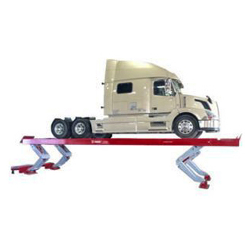 "KAR Lift ""CLOUD"" 31,000 lb. (14t) to 64,000 lb. (29t) Capacity Vertical Rise Pantograph"