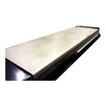 Stainless Steel Rear Slip Plates
