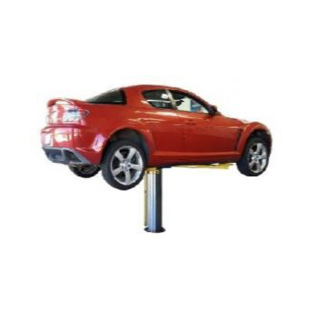 8,000lb.(3.6t) or 10,000lb. (4.5t) Capacity Steel Frame Style Single  Post In Ground Swing Arm Style Lift