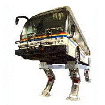 "KAR Lift ""ECL"" 55,000 lb. (25t) to 77,000 lb. (35t) Capacity Vertical Rise Pantograph"