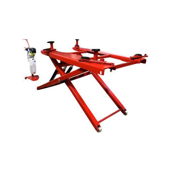 PORTABLE MID & LOW RISE BODY 6,000LB. CAPACITY