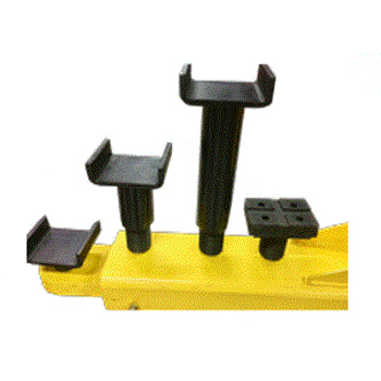 16,000 lb. & 18,000 lb. Height Extensions Truck Adapters