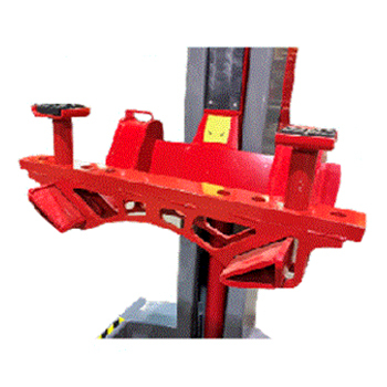 Front & Rear Light Truck Style Lift Adapter
