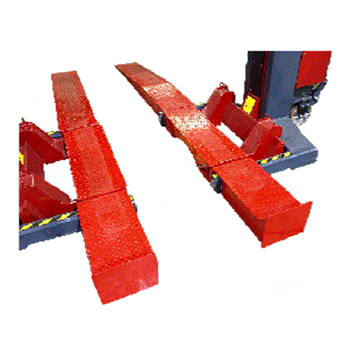 Fork Truck Lifting Adapters with Ramps