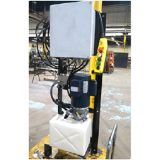 Space Saving Wall or Floor Mounted Power Unit with Remote Pendant Control