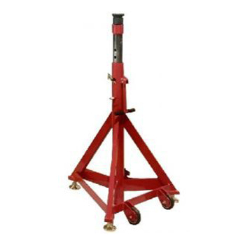 19,000 lb. (8.6t) Adjustable Portable HD Wheel Stands