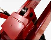 Greaseable Hinge Ponts