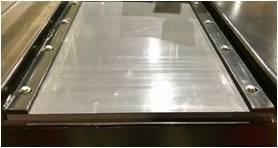 Polyethylene Radius Plate Pocket Liners