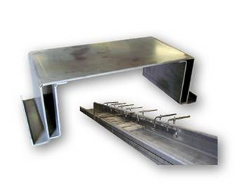 Non Sag Double Wall Reinforced Runways 24' Wide